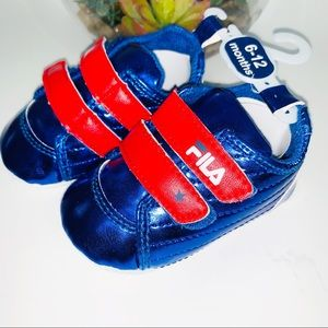 FILA 6-12 months Baby Sneakers Booties Shoes